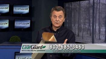 LeafGuard of Utah Winter Half Off Sale TV Spot, 'Big Mouth' - Thumbnail 1