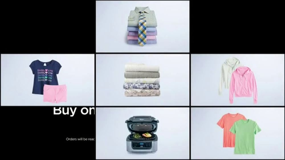Kohl S Tv Commercial No Coupons Needed Tops For The