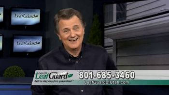 LeafGuard of Utah Winter Half Off Sale TV Spot, 'Magic on the Inside'