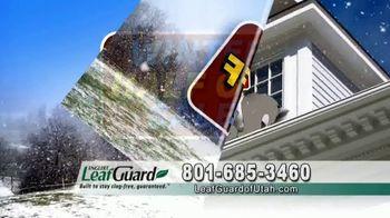 LeafGuard of Utah Winter Half Off Sale TV Spot, 'Magic on the Inside' - Thumbnail 4