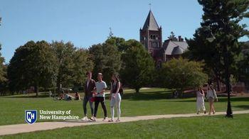University of New Hampshire TV Spot, 'Dedicated: Impact' - Thumbnail 1