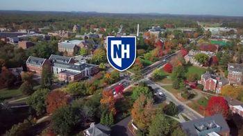 University of New Hampshire TV Spot, 'Dedicated: Impact' - Thumbnail 10