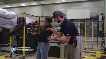 University of New Hampshire TV Spot, 'Dedicated: Impact' - Thumbnail 3