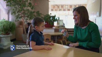 University of New Hampshire TV Spot, 'Dedicated: Impact' - Thumbnail 8