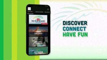Discover the Palm Beaches TV Spot, 'Live TV' - Thumbnail 2