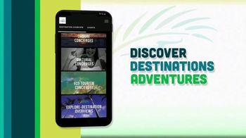 Discover the Palm Beaches TV Spot, 'Live TV' - Thumbnail 6