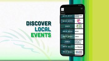 Discover the Palm Beaches TV Spot, 'Live TV' - Thumbnail 8