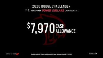 Dodge Power Dollars TV Spot, 'House of Power: The Fast Saga' Song by AC/DC [T2] - Thumbnail 8