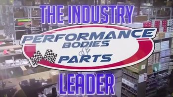 Performance Bodies & Parts TV Spot, 'Industry Leader: Free Shipping' - Thumbnail 1