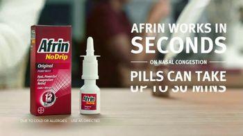 Afrin TV Spot, 'Sending a Message' - Thumbnail 7