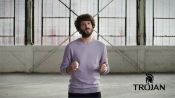 Trojan TV Spot, 'In Today's World' Featuring Lil Dicky - Thumbnail 3