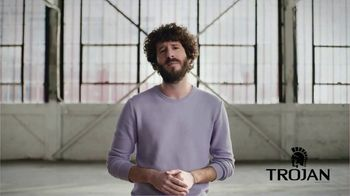 Trojan TV Spot, 'In Today's World' Featuring Lil Dicky - Thumbnail 6