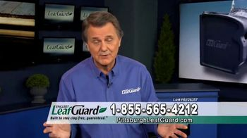 LeafGuard of Pittsburgh Winter Half Off Sale TV Spot, 'Don't Worry: Gift Cards' - Thumbnail 7