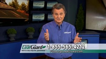 LeafGuard of Pittsburgh Winter Half Off Sale TV Spot, 'Don't Worry: Gift Cards' - Thumbnail 3
