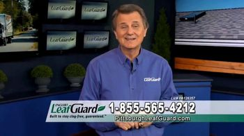 LeafGuard of Pittsburgh Winter Half Off Sale TV Spot, 'Don't Worry: Gift Cards' - Thumbnail 5