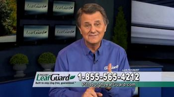 LeafGuard of Pittsburgh Winter Half Off Sale TV Spot, 'Don't Worry: Gift Cards' - Thumbnail 6