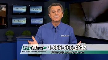 LeafGuard of Pittsburgh Winter Half Off Sale TV Spot, 'Clogged Gutters: Gift Cards' - Thumbnail 10