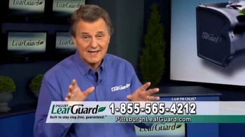 LeafGuard of Pittsburgh Winter Half Off Sale TV Spot, 'Clogged Gutters: Gift Cards'