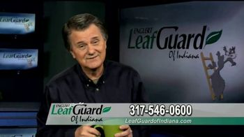 LeafGuard of Indiana Winter Half Off Sale TV Spot, 'Constant Battle: Gift Cards'