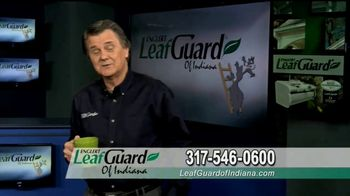 LeafGuard of Indiana Winter Half Off Sale TV Spot, 'Constant Battle: Gift Cards' - Thumbnail 6