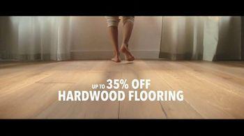 Lumber Liquidators TV Spot, 'Black Friday in Spring: 35 Percent Off Waterproof Vinyl' Song by Electric Banana - Thumbnail 5