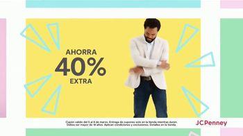 JCPenney Venta Sorpresa TV Spot, 'Solo cuatro días' [Spanish] - Thumbnail 6