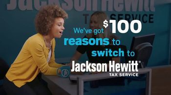 Jackson Hewitt TV Spot, '100 Reasons: $100'