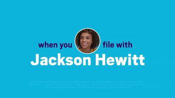 Jackson Hewitt TV Spot, '100 Reasons: $100' - Thumbnail 6