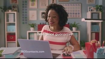 1-800 Contacts TV Spot, 'We See You, Shauna: 20 Percent'