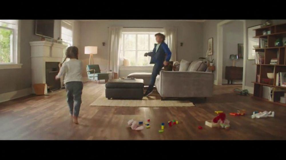 Lumber Liquidators TV Commercial, 'Waterproof Luxury Flooring: Save up to 35 Percent Off' Song by El