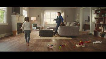Lumber Liquidators TV Spot, 'Waterproof Luxury Flooring: Save up to 35 Percent Off' Song by Electric Banana - Thumbnail 1