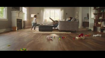 Lumber Liquidators TV Spot, 'Waterproof Luxury Flooring: Save up to 35 Percent Off' Song by Electric Banana
