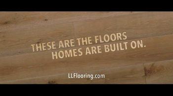 Lumber Liquidators TV Spot, 'Waterproof Luxury Flooring: Save up to 35 Percent Off' Song by Electric Banana - Thumbnail 5