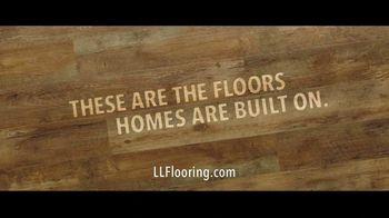 Lumber Liquidators TV Spot, 'Waterproof Luxury Flooring: Save up to 35 Percent Off' Song by Electric Banana - Thumbnail 6