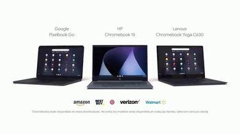 Google Chromebook TV Spot, 'Hasta 12 horas de batería' [Spanish] - Thumbnail 6