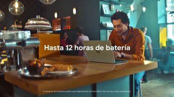 Google Chromebook TV Spot, 'Hasta 12 horas de batería' [Spanish] - Thumbnail 5