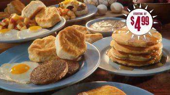 Bob Evans Restaurants Farm Fresh Omelets TV Spot, 'Freshest Way to Start the Day' - Thumbnail 9