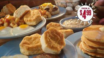 Bob Evans Restaurants Farm Fresh Omelets TV Spot, 'Freshest Way to Start the Day' - Thumbnail 8