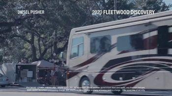 La Mesa RV TV Spot, 'Top Brands: 2020 Fleetwood Discovery'