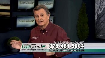 LeafGuard of New England Winter Half Off Sale TV Spot, 'Thousands of Homeowners: Gift Cards' - Thumbnail 2