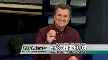 LeafGuard of New England Winter Half Off Sale TV Spot, 'Thousands of Homeowners: Gift Cards'