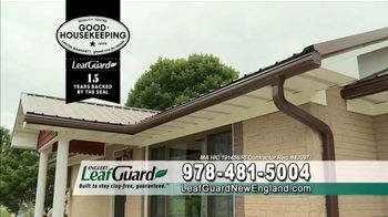 LeafGuard of New England Winter Half Off Sale TV Spot, 'Thousands of Homeowners: Gift Cards' - Thumbnail 4