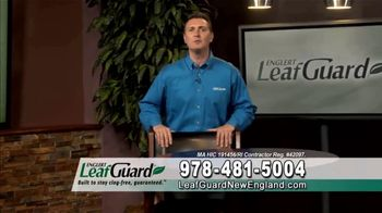 LeafGuard of New England Winter Half Off Sale TV Spot, 'Thousands of Homeowners: Gift Cards' - Thumbnail 7
