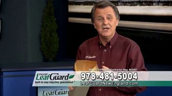 LeafGuard of New England Winter Half Off Sale TV Spot, 'Big Mouth: Gift Cards & Referral'