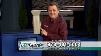 LeafGuard of New England Winter Half Off Sale TV Spot, 'Big Mouth: Gift Cards & Referral' - Thumbnail 1