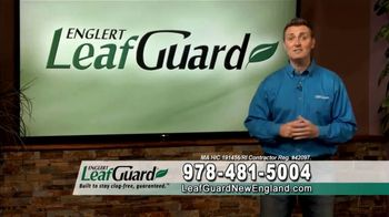LeafGuard of New England Winter Half Off Sale TV Spot, 'Big Mouth: Gift Cards & Referral' - Thumbnail 6