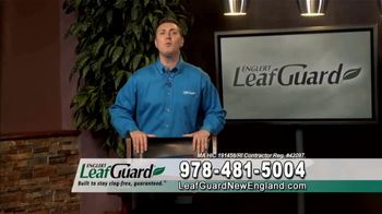 LeafGuard of New England Winter Half Off Sale TV Spot, 'Big Mouth: Gift Cards & Referral' - Thumbnail 7