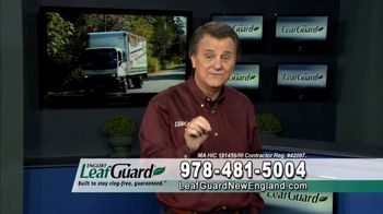 LeafGuard of New England Winter Half Off Sale TV Spot, 'Sagging Gutters: Gift Cards' - Thumbnail 8