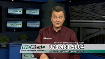 LeafGuard of New England Winter Half Off Sale TV Spot, 'Sagging Gutters: Gift Cards' - Thumbnail 1