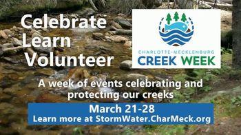 City of Charlotte TV Spot, 'Creek Week' - Thumbnail 9
